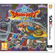 Dragon Quest 8 Journey of the Cursed King Game Nintendo 3DS