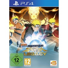 Naruto Shippuden Ultimate Ninja Storm Legacy Video Game - PS4