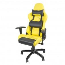 Speedlink Regger Gaming Optimised Chair with 360 Degree Swivel Yellow/Black