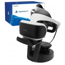 Sony PlayStation VR Headset Virtual Reality with PSVR Stand and Organiser Bundle
