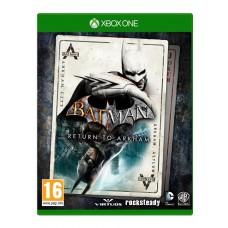 Batman Return to Arkham Xbox One Game