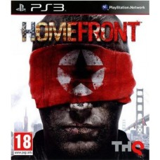 Homefront PS3 Game