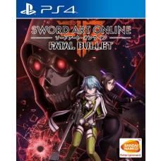 Sword Art Online Fatal Bullet Video Game - PS4
