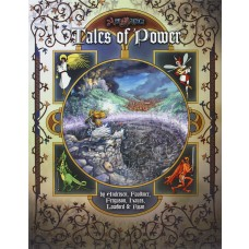 Ars Magica Tales of Power - Paperback Book