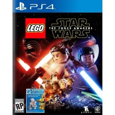 Lego Star Wars The Force Awakens PS4 Game Game