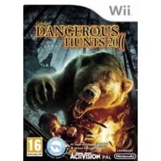 Cabelas Dangerous Hunts 2011 Game