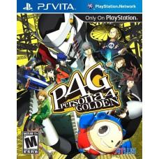 Persona 4 Golden PS Vita Game