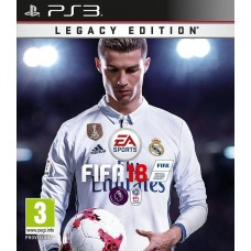 FIFA 18 Legacy Edition PS3 Football Game