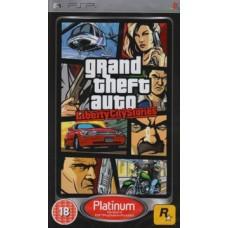 Grand Theft Auto Liberty City Stories Platinum Edition PSP