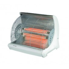 Heat and Light Radiant 2 Bar Heater One switch 1600W (Model No. HL02)