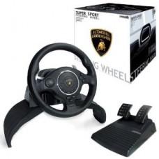 Atomic Accessories Super Sport Steering Wheel Lamborghini (PS3/PS2/PC)