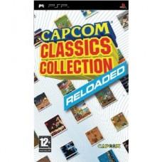 Capcom Classic Collection Reloaded Essentials PSP
