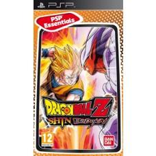 Dragon Ball Z Shin Budokai - Essentials (PSP)