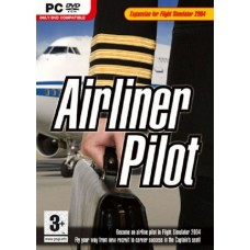 Airliner Pilot Add-On for FS 2004 PC DVD