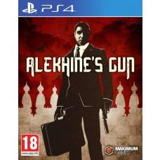 Alekhines GunPS4 Game