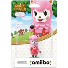 Amiibo Animal Crossing Reese Nintendo Wii U/3DS