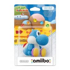Amiibo Yarn Yoshi Light Blue Character Nintendo Wii U/3DS