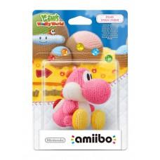 Amiibo Yarn Yoshi Pink Character Nintendo Wii U/3DS