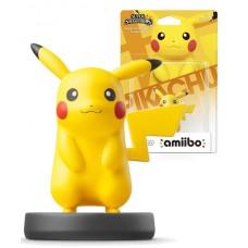 Amiibo Super Smash Bros. Character - Pikachu Nintendo Wii U