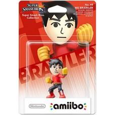 Amiibo Smash Mii Brawler Character Nintendo Wii U/3DS