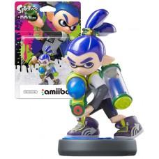 Amiibo Splatoon Boy Nintendo Wii U 3DS
