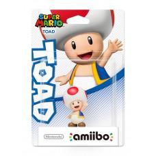 Amiibo Super Mario Collection - Toad Nintendo Wii U/3DS
