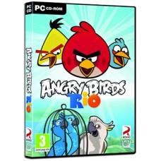 Angry Birds Rio PC CD