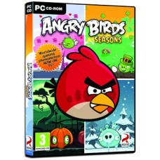 Angry Birds Seasons PC CD