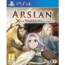 Arslan The Warriors of Legend PS4 + Aryun Armour Set DLC - Pre-Order
