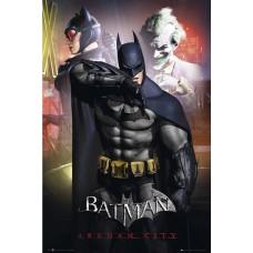 Batman Arkham City Main Maxi Poster 61x91.5cm