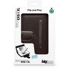Big Ben Flip and Play Pack Plus Stylus - Chocolate Nintendo DS