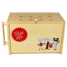 BoxSet Casdon Wood Play Toolbox Roleplay Sets - Kids Toys