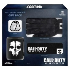 Call of Duty Ghosts Gift Pack with Mug  Hat  Dog Tags  Touch Gloves