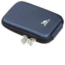 Rivercase Riva 7062 PU Digital Camera Case -  Dark Blue