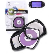 Capdase Deluxe Umd Protective Case For Sony PSP (SHCUMDBLACK2)