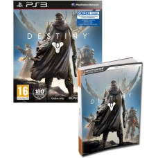 Destiny PS3 Game + Official Signature Series Strategy Guide Book Bundle