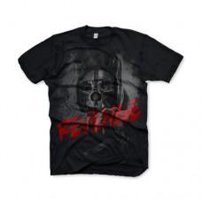 DISHONORED Corvo: Revenge Medium T-Shirt Black (GE1648M)