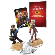 Disney Infinity 3.0 Video Game Xbox 360 + Twilight Of Republic Bundle