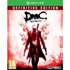 DmC Definitive Edition Xbox One