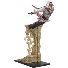 Ezio Leap of Faith Assassins Creed Auditore Figurine
