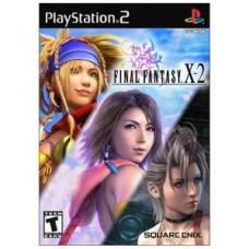 Final Fantasy X-2 - Platinum PS2