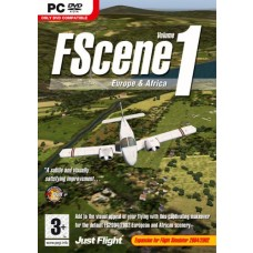 FScene Vol 1 - Europe and Africa PC DVD