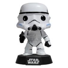 Funko Stormtrooper Star Wars Pop! Vinyl Bobble Head Figure 3.75inch tall