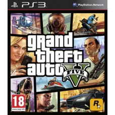 Grand Theft Auto V Sony PS3