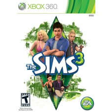 The Sims 3 Microsoft XBox 360