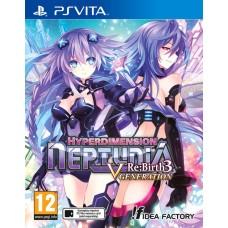 Hyperdimension Neptunia Re-Birth 3: V Generation PS Vita