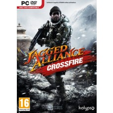 Jagged Alliance - Crossfire PC DVD