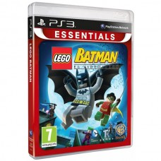 Lego Batman Essentials PS3