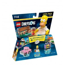 LEGO Dimensions The Simpsons - Level Pack