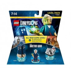 Lego Dimensions Doctor Who, Level Pack